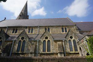 The South Face of Christ Church